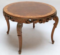 italian 1920s carved wood coffee table 301901 - Carved Wooden Coffee Tables