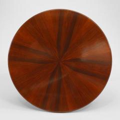 Italian 1940s Round Coffee Table - 463198
