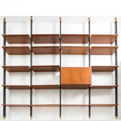 Italian 1950s Bookcase - 2122010