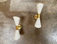 Italian 1960s Pair of Sconces - 1137924