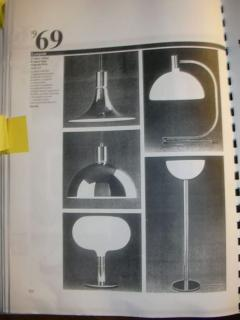 Italian 1969 Franco Albini AM AS Table Lamp - 498373