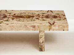Italian 1970s Marble Rectangular Coffee Table - 2090970
