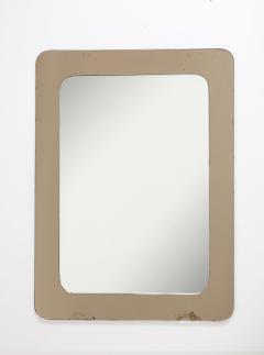 Italian 1970s Rose Gold Mirror - 2096698