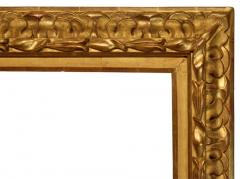 Italian 19th Century Carved Picture Frame 26x36  - 1112808