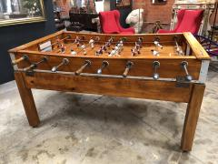 Italian S Foosball Table - Italian foosball table