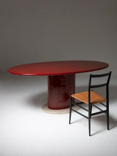 Italian 70s Lacquered Table - 1024208