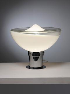 Italian 70s Murano Glass Table Lamp - 1310108