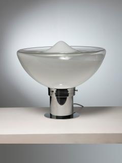 Italian 70s Murano Glass Table Lamp - 1310109