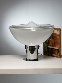 Italian 70s Murano Glass Table Lamp - 1310111