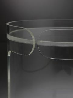 Italian 70s Plexiglass Dry Bar - 1161763
