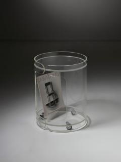Italian 70s Plexiglass Dry Bar - 1161766