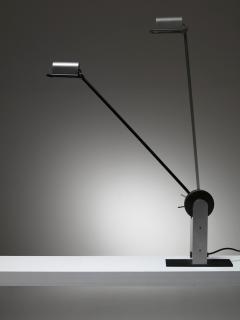 Italian 80s Adjustable Table Lamp - 1137548
