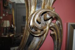Italian Acanthus Baroque Mirror - 958877