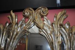 Italian Acanthus Baroque Mirror - 958878