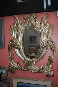 Italian Acanthus Baroque Mirror - 958879