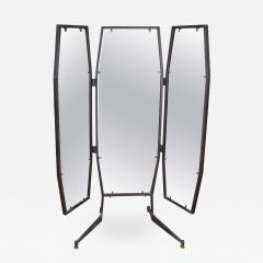 Italian Adjustable Three Way Mirror - 1052385