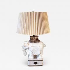 Italian Art Deco Elaphant Lamp - 1858181