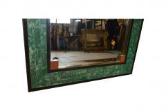 Italian Art Deco Style Mirror - 1052413