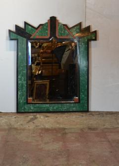 Italian Art Deco Style Mirror - 1052416