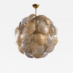 Italian artisan blown orb chandelier italian artisan blown orb chandelier 445993 aloadofball Image collections
