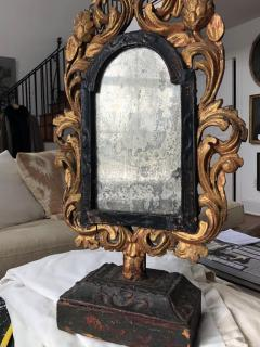 Italian Baroque Table Mirror 17th Century - 1039552