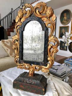 Italian Baroque Table Mirror 17th Century - 1039559