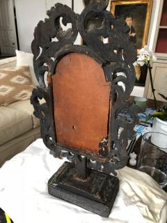 Italian Baroque Table Mirror 17th Century - 1039560