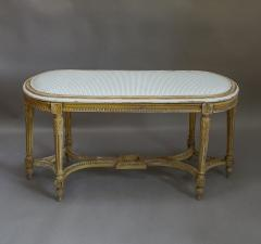 Italian Bench in the Directoire Style - 517663
