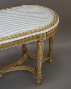 Italian Bench in the Directoire Style - 517665