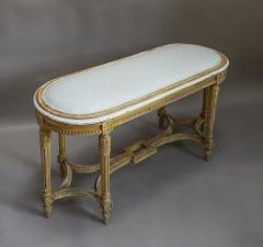 Italian Bench in the Directoire Style - 517666