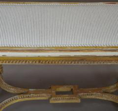 Italian Bench in the Directoire Style - 517667