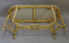 Italian Bench in the Directoire Style - 517668