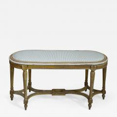 Italian Bench in the Directoire Style - 518410