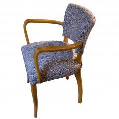 Italian Bridge Chairs 1950s Set of 2 - 1990507