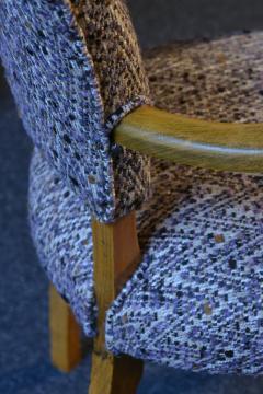 Italian Bridge Chairs 1950s Set of 2 - 1990521