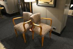 Italian Bridge Chairs 1950s Set of 2 - 1990524