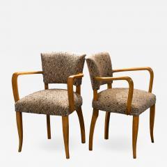 Italian Bridge Chairs 1950s Set of 2 - 1995230