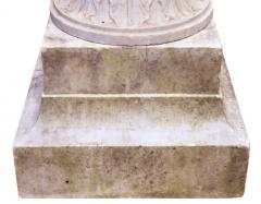 Italian Carrera Marble Pedestal - 1568084