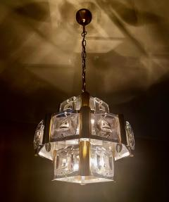 Italian Ceiling Light with Lenses - 1794677