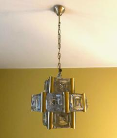 Italian Ceiling Light with Lenses - 1794678