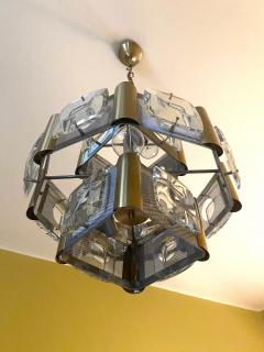 Italian Ceiling Light with Lenses - 1794681