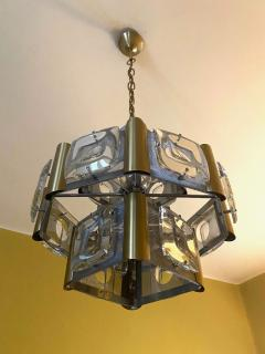 Italian Ceiling Light with Lenses - 1794682