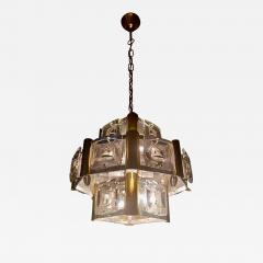 Italian Ceiling Light with Lenses - 1797777