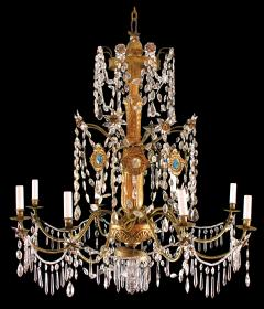 Italian Eight Light Chandelier - 270018