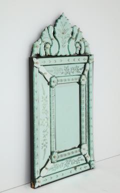 Italian Etched Venetian Mirror - 1078033