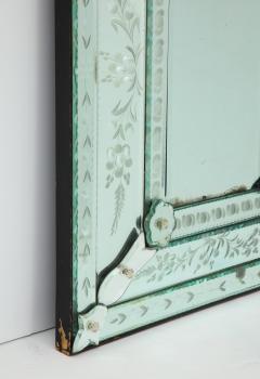 Italian Etched Venetian Mirror - 1078039