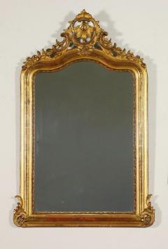 Italian Giltwood Mirror Circa 1810 - 2035129