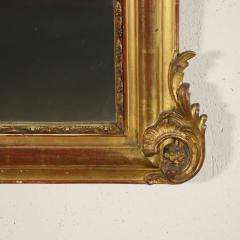 Italian Giltwood Mirror Circa 1810 - 2035133