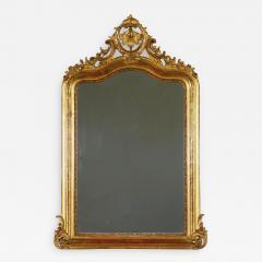 Italian Giltwood Mirror Circa 1810 - 2036566