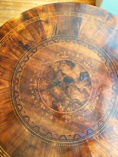 Italian Marquetry Table Circa 1850 - 1697937